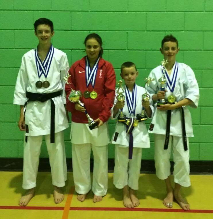 Glasgow Karate Academy - KUGB Scotland - Kids Karate Club